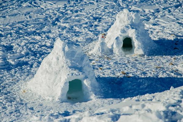 Igloos Somport