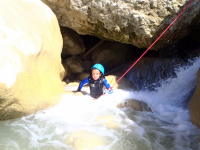 CANYONING DROME DIE CANYON du CLAPS