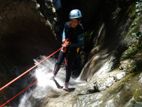 CANYONING DROME DIE CANYON DU RIO SOURD