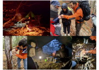 Stage bushcraft & survie initiation en vie nature